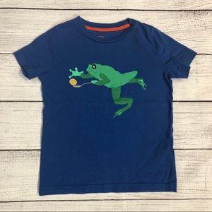 Mini Boden Frog Shirt